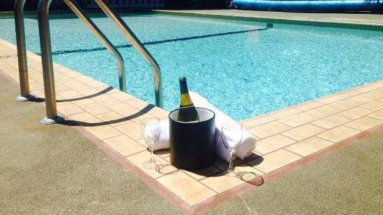 Embassy Inn Outdoor Seasonal Pool