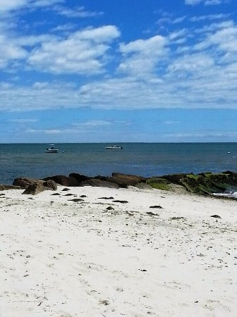 South Chatham, MA: Taken from the Chatham Tides private beach