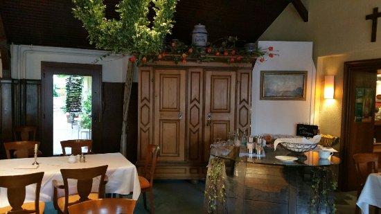 Hotel Weinhaus Stern: Frühstücks- und Gastraum