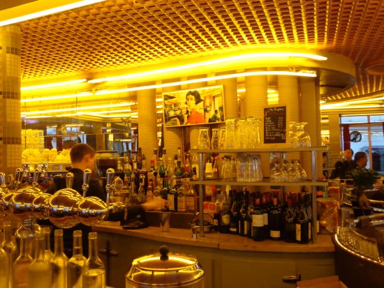 Cafe De Moulins Paris