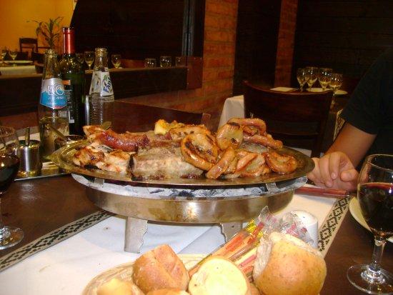 La Chacrita : chinchulines deliciosos