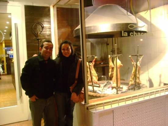 La Chacrita : una gran amiga