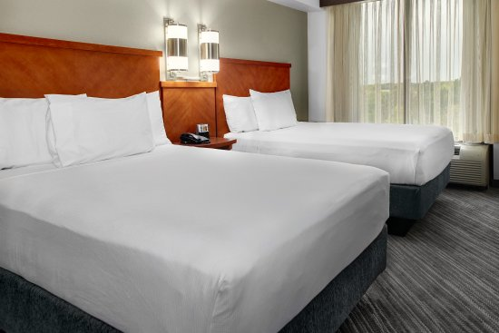Hyatt Place Nashville/Brentwood: queen beds