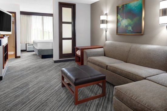 Hyatt Place Nashville/Brentwood: king living