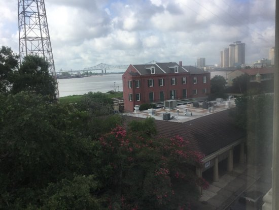 Hotel Provincial: View from our room