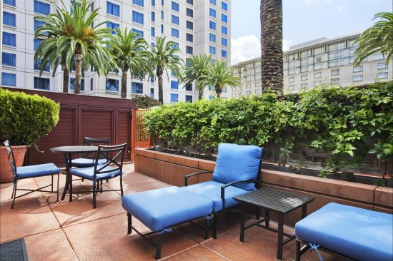 Fairmont Hotel Spa San Jose Ca