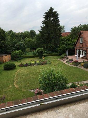 De Weimar Landhotel: View from our bedroom