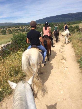 Buitrago de Lozoya, Spain: Ruta a caballo (2hr)