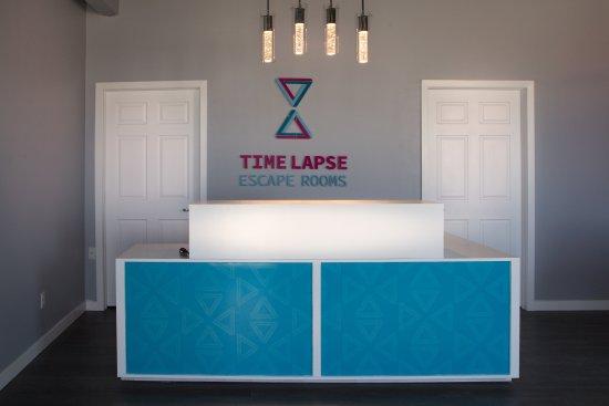 Time Lapse Escape Rooms