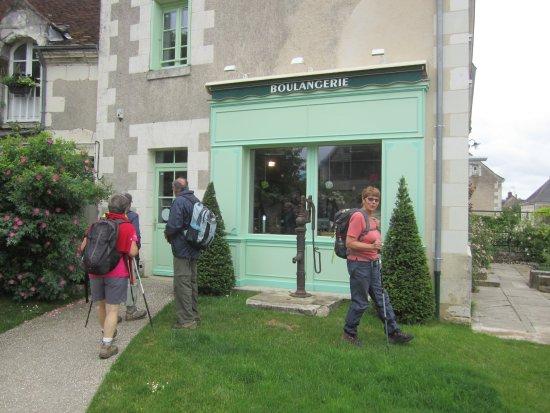 Chedigny, France : la boulangerie du village ravira vos papilles