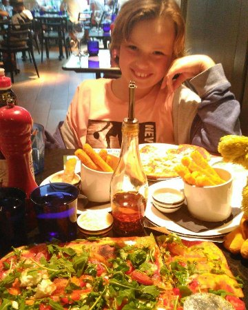 Fbimg1466544727436largejpg Picture Of Pizza Express