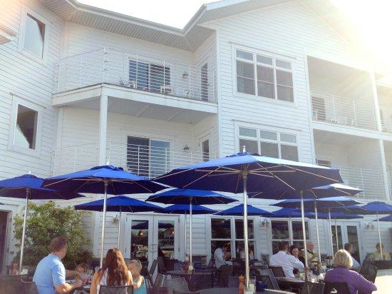 New Buffalo, MI: Bentwood Tavern Patio