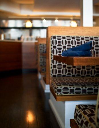 New Buffalo, MI: Bentwood Interior