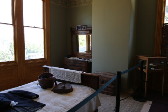 Martinez, Califórnia: John Muir's Bedroom