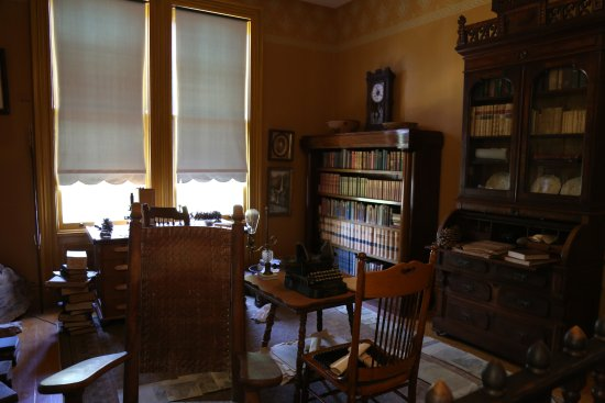 Martinez, CA: John Muir's Office