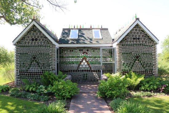 The Bottle Houses