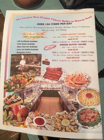 peking buffet chinese restaurant batavia restaurant reviews rh tripadvisor com chinese super buffet hours chinese buffet 24 hours