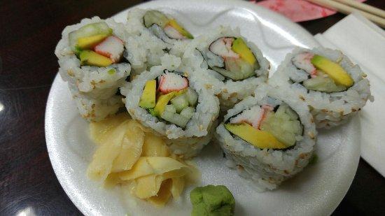 Getzville, estado de Nueva York: Sushi Time