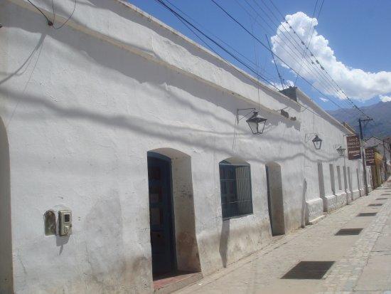 Peatonal Los Faroles