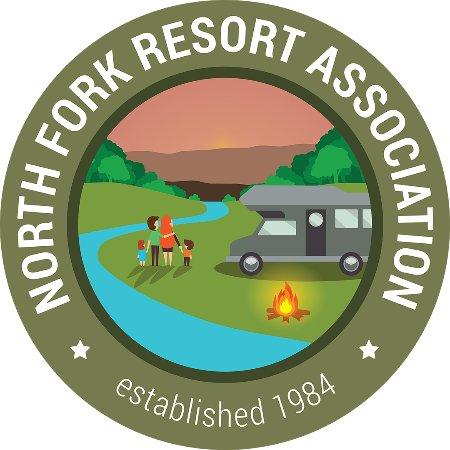 Front Royal, VA: North Fork Resort Association Logo