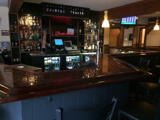 Ballston Spa, นิวยอร์ก: Bar Area