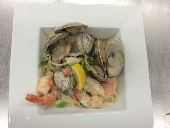 Ballston Spa, NY: Seafood Special