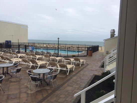 off season picture of royal atlantic beach resorts. Black Bedroom Furniture Sets. Home Design Ideas