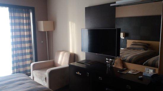 Charisma De Luxe Hotel: chambre standard