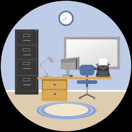 Can you escape our Office Escape? - Picture of Room Escape Wizards ...