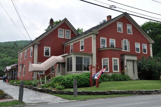 Bryant House, Weston, VT