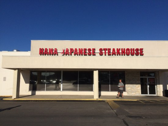 Hana Japanese Steakhouse: A taste of Japan!