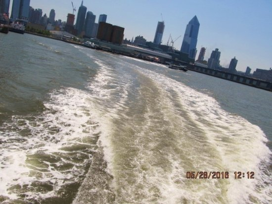 NY Waterway Ferry Photo