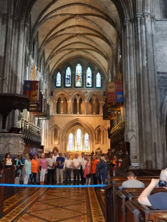 Saint Patrick's Cathedral: The Choir