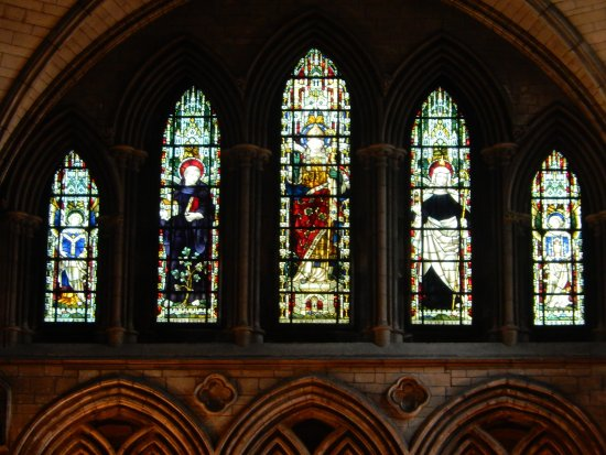 Saint Patrick's Cathedral: more stained glass