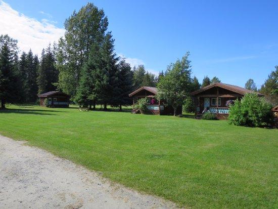 Gustavus, AK: Cabins