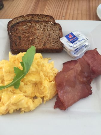 eggs & ham