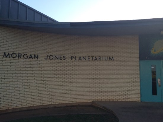 Morgan Jones Planetarium
