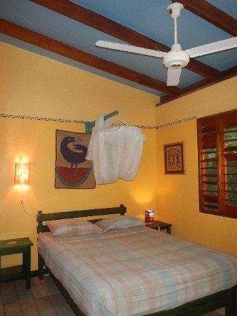 Hotel Guarana: room
