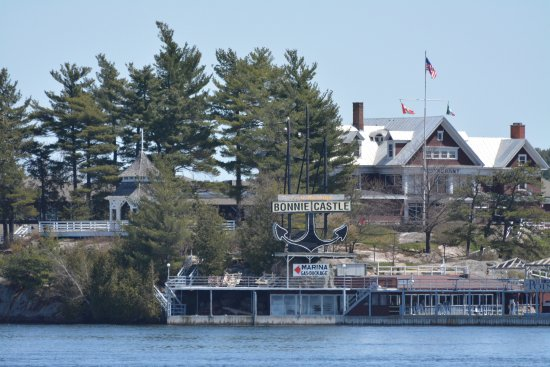 Bonnie Castle Resort: From the Uncle Sam boat tour