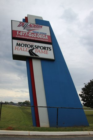 Talladega, AL: International Motorsports Hall of Fame