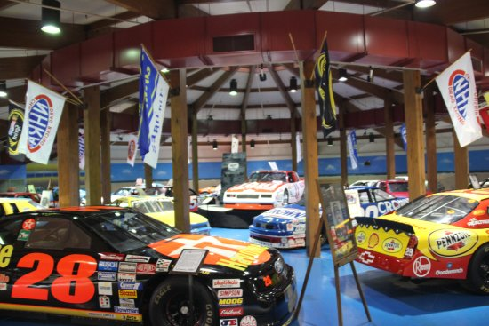 Talladega, AL: International Motorsports Hall of Fame - Hall of Cars
