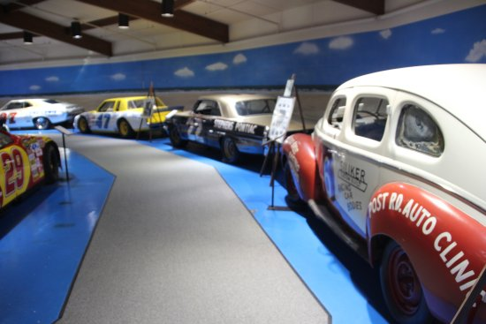 Talladega, AL: International Motorsports Hall of Fame - Classic's