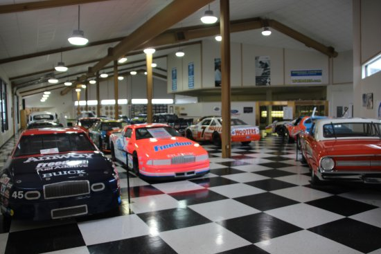 Talladega, AL: International Motorsports Hall of Fame - oldies