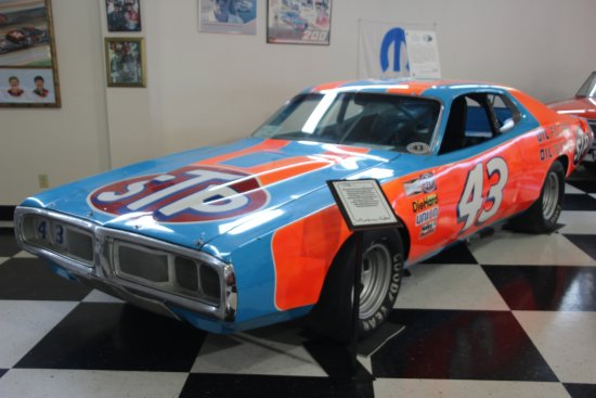 Talladega, AL: International Motorsports Hall of Fame - Richard Petty