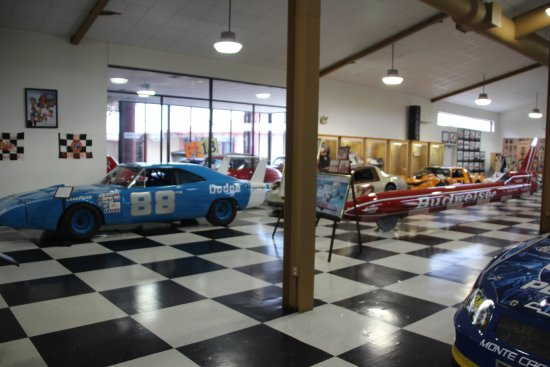 Talladega, AL: International Motorsports Hall of Fame - Other Race cars
