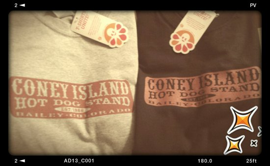 Bailey, CO: Coney island souvenirs!