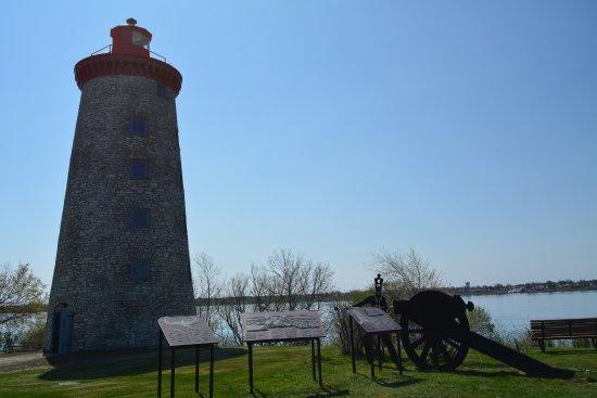 Prescott, Kanada: Battle of the Windmills Historic Site