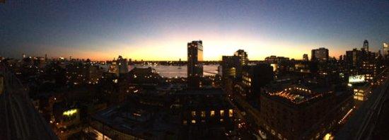 Gansevoort Meatpacking NYC: Rooftop Drinks