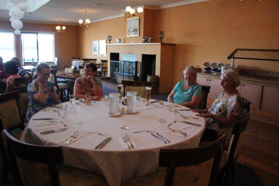 Tidal Waters Resort: Dining room