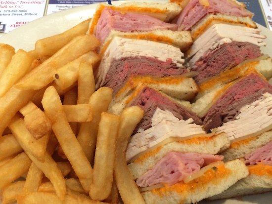 Milford Diner & Restaurant: Milford Club